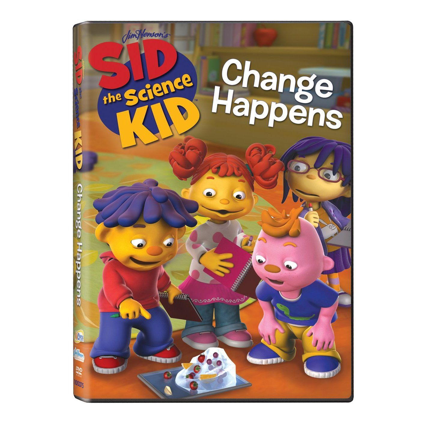 Pbs Kids Halloween Dvd.The Official Pbs Kids Shop Sid The Science Kid Change Happens Dvd