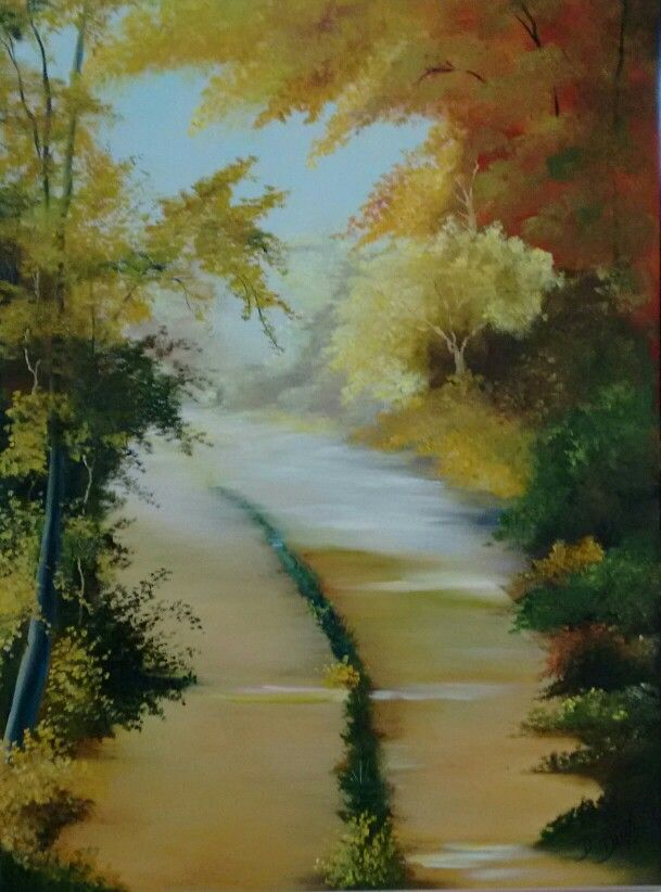 Caminho de Outono