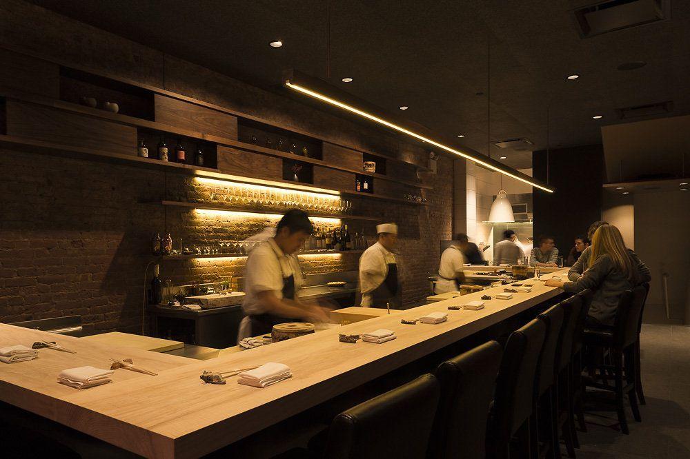 How To Eat 4 000 Worth Of Omakase In 30 Days Sushi Bar Sushi Bar Design Japanese Bar