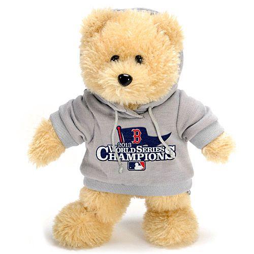World Series bear