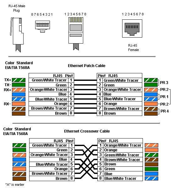 Pin By W Gayle Dover On It C Ethernet Cable Ethernet Wiring Networking Basics