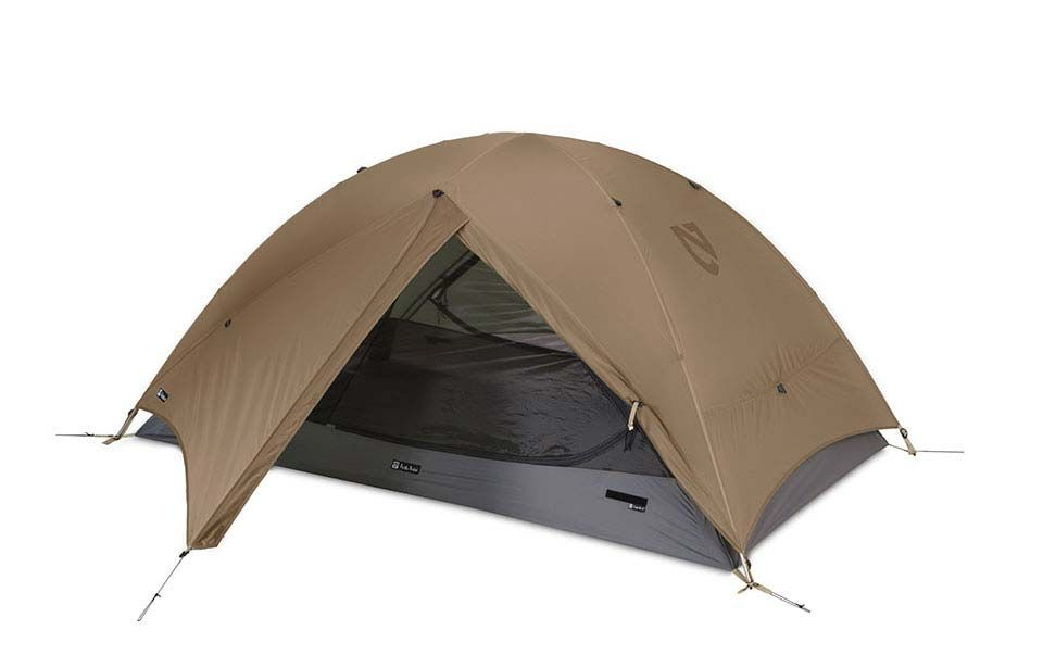 NEMO Galaxi 2P Two Person Backpacking / Camping Tent & Footprint | NEMO