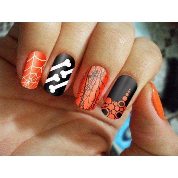 Pretty Nails Art Spoki Liked On Polyvore Featuring Beauty