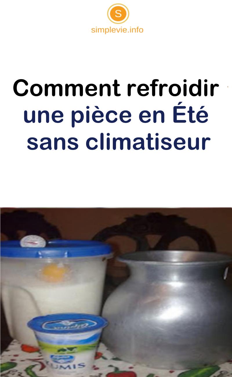 Rafraichir Une Pièce Sans Climatisation Épinglé par simple vie sur simple vie en 2020 | refroidir