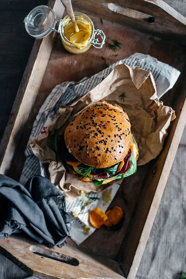 Monster Vegan Burger By Ellie Goulding And Jamie Oliver Recipe Food Vegan Burger Vegan Burger Recipe