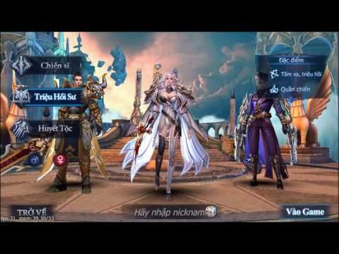 Heroes of Dawn - vn android game first look gameplay español