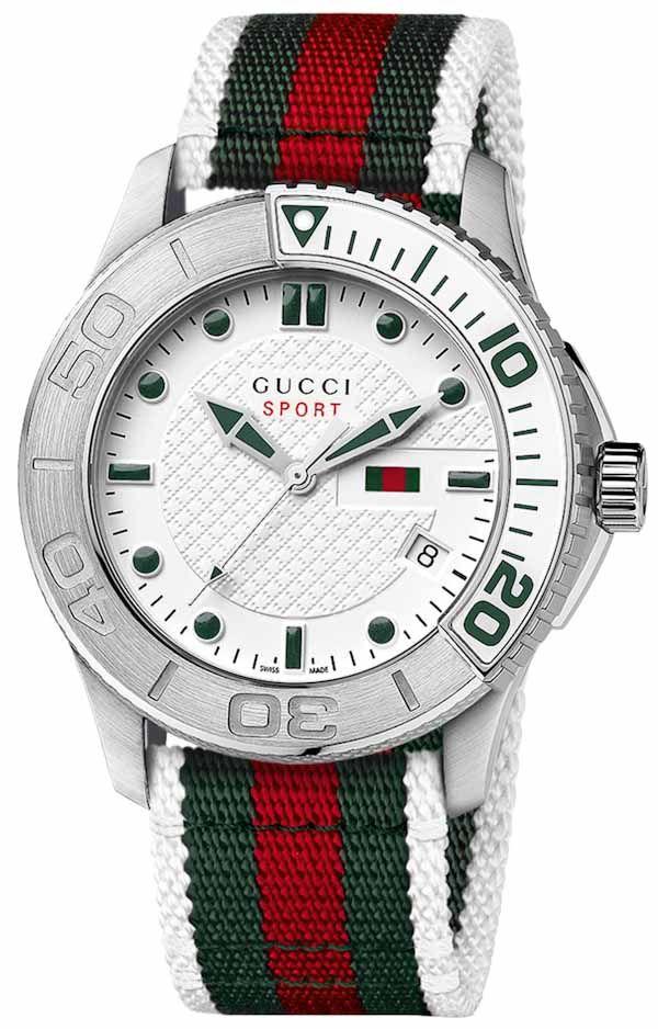 d4056eeb2c Gucci G Timeless Sport Watch Reloj Del Mundo, Naipe, Moda Hombre, Relojes  Hombre