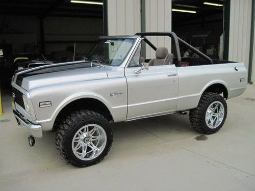 Find New 72 Chevy K5 Blazer In Columbia South Carolina United States For Us 21 500 00 Chevy Trucks Chevrolet Trucks Chevy