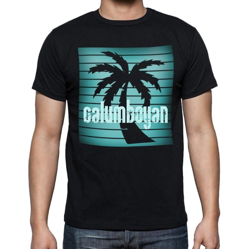 calumboyan, beach holidays in calumboyan, beach t shirts, Men's Short Sleeve Rounded Neck T-shirt