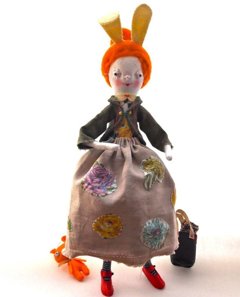 Jess Quinn doll art