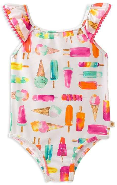 5c69c0df3f Kate Spade Girls' Ice Cream-Print Swimsuit - Baby | baby + kids ...