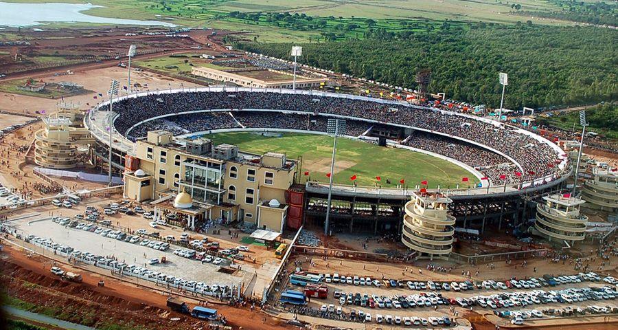 Raipur International Cricket Stadium Raipur Inde Raipur Chhattisgarh Places To Visit
