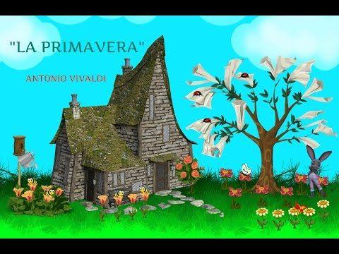 La Primavera - Vivaldi - Música Clásica Para Niños - YouTube ...