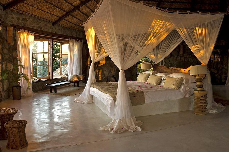 luxus schlafzimmer mit himmelbett GoogleSuche