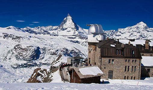 Foreign Bank Account Reporting - Like a weather reporting station at the top of the Swiss Alps, we also help with your FBARs.