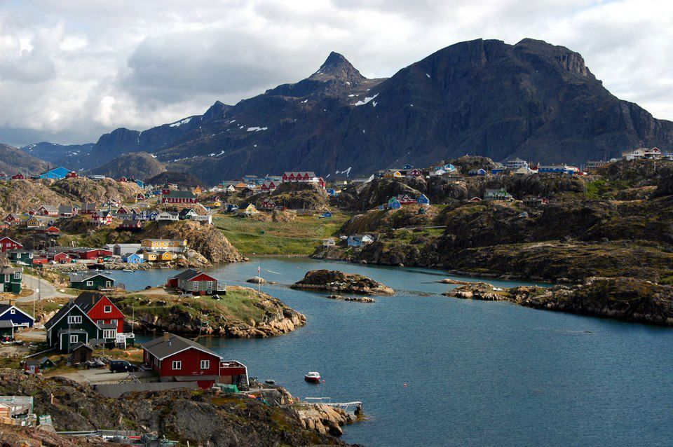 Sisimiut - Kitaa (West Greenland), Greenland