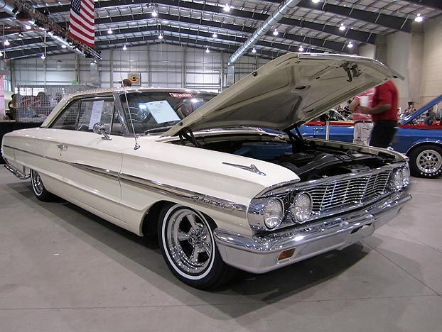 i want this. 1964 galaxie 500. gas monkey garage.