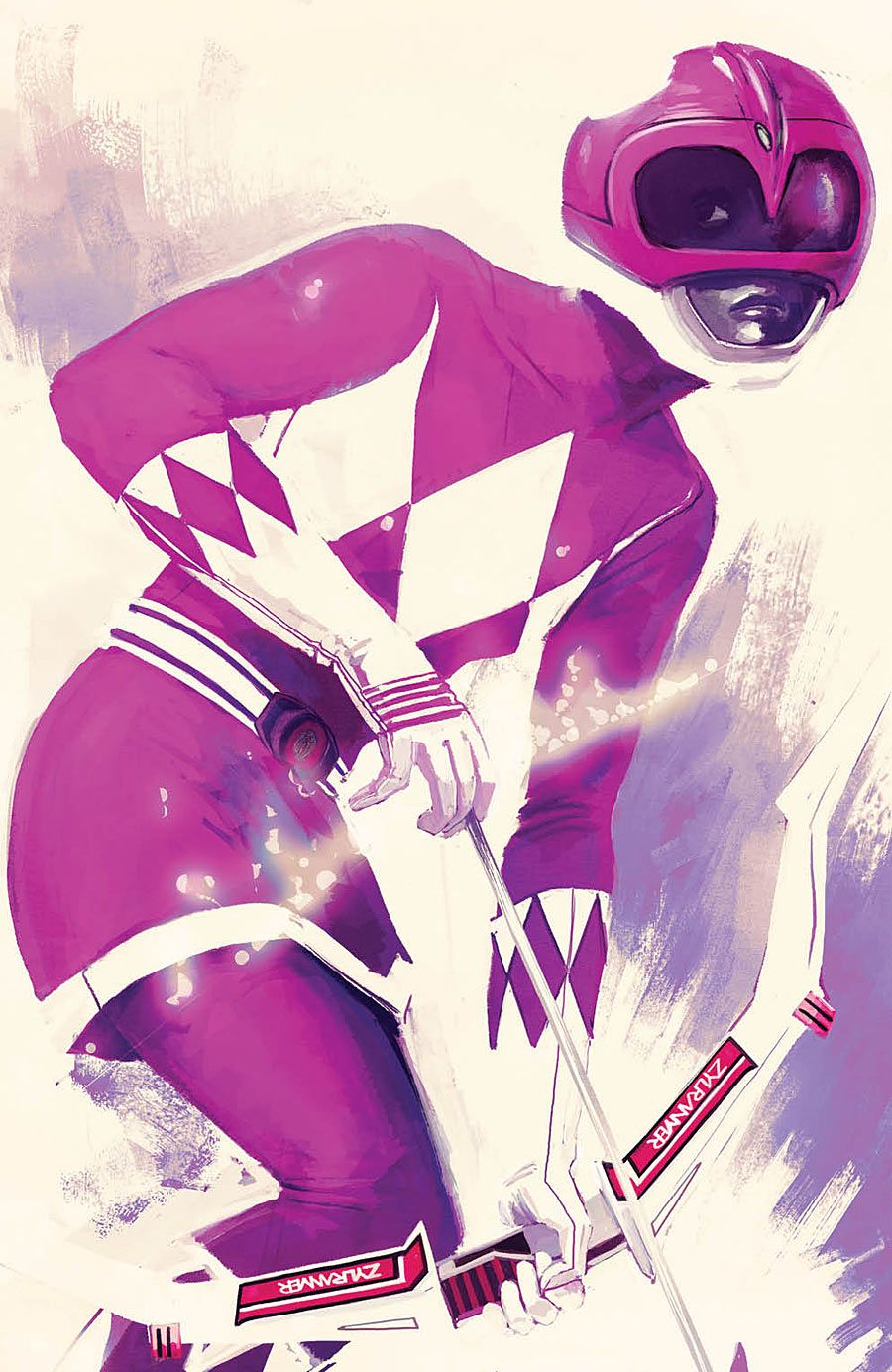 Pink Ranger Returns in MIGHTY MORPHIN POWER RANGERS: PINK # 1 (Preview) | Nerdist