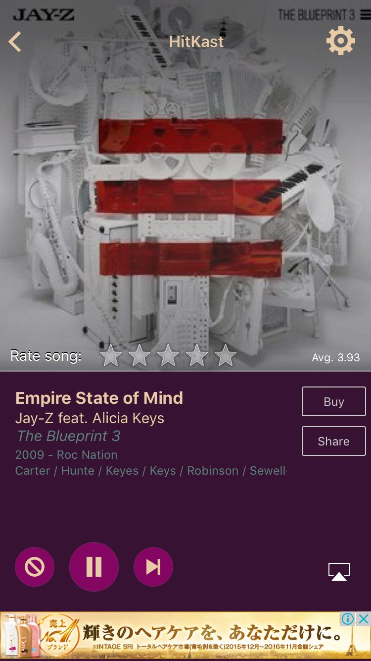 Empire state of mind by jay z feat alicia keys on accuradio music empire state of mind by jay z feat alicia keys on accuradio malvernweather Image collections