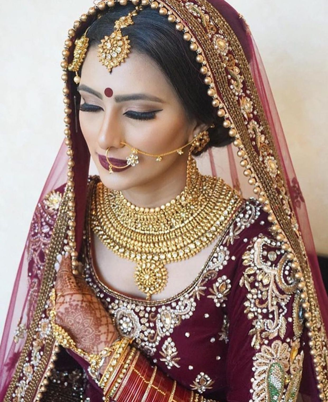 Bridal Jewelry Indian Wedding: ZARAH******* Visit Us At Https://www.facebook.com
