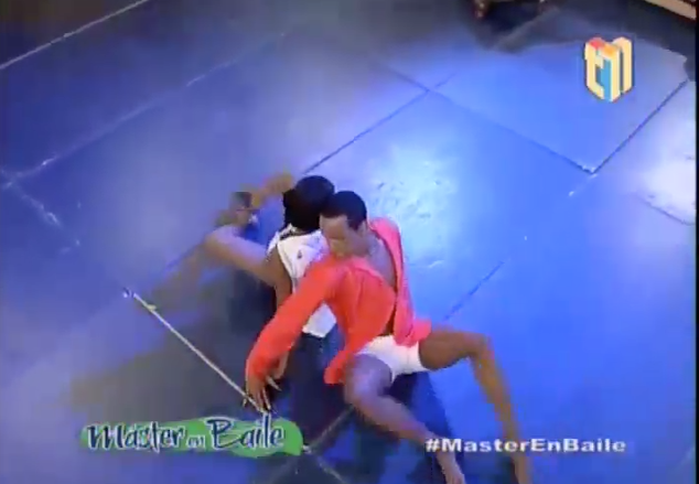 El Master En Baile 29-11-2015 En Más Roberto #Video