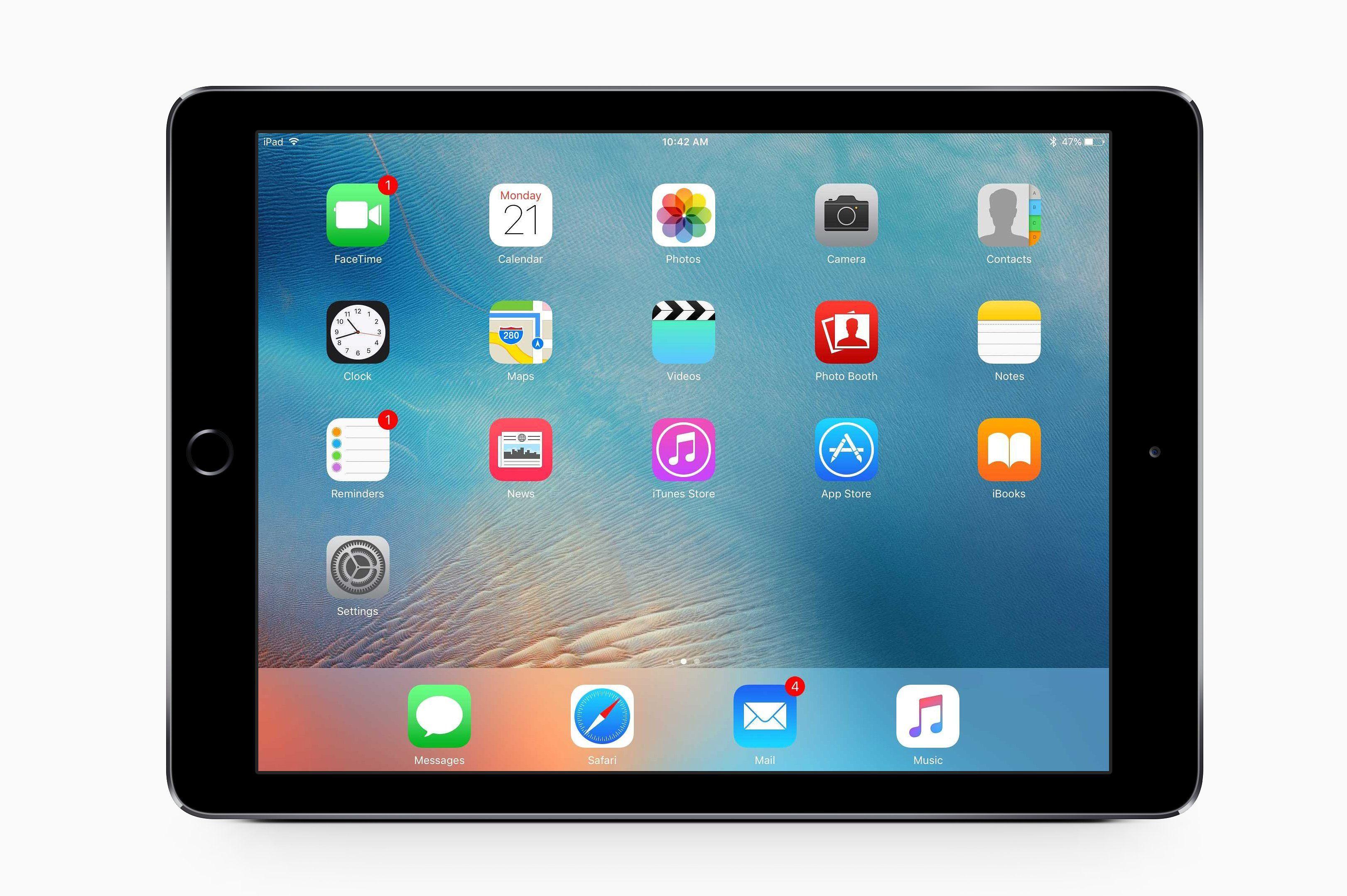 iPad Air Landscape PSD • Mockup | Ipad air, Mockup ...