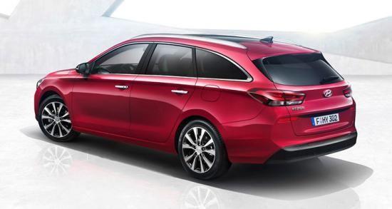 Hyundai i30 Wagon is klaar voor de strijd