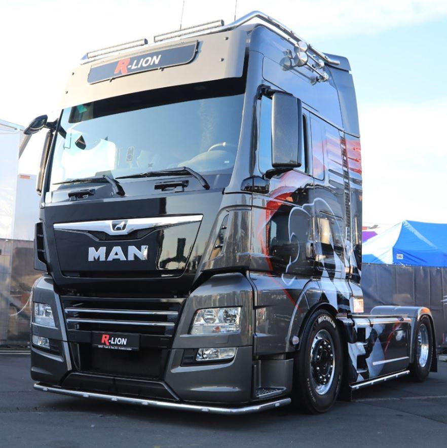 Man Truck Bus Ireland Mantruckbusire On Twitter Show Trucks Trucks Volvo Trucks