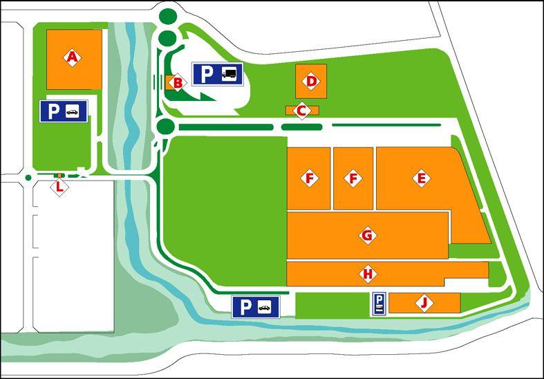 Arcadi Moradell / SignalDesign señalizan la planta embotelladora mayor de Europa de Coca-Cola en el Vallès, Barcelona. (Planos de espacios).