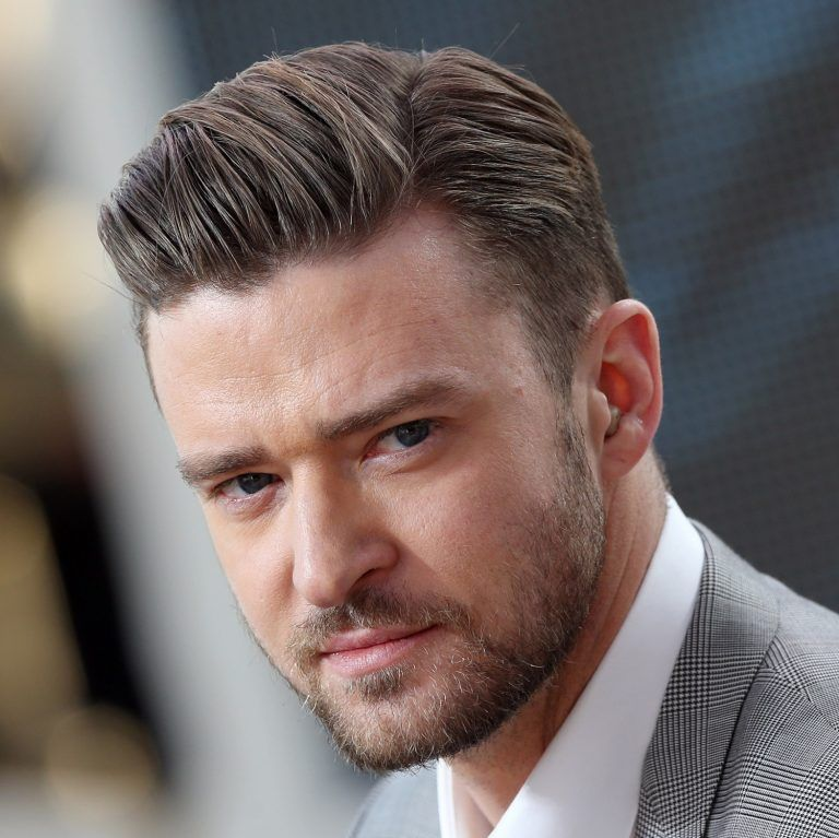 Justin Timberlake Haircut Cheveux Homme Coupe Cheveux Homme