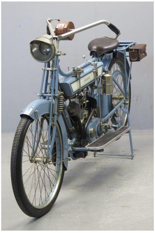Clement 1912 2 Hp 350cc Motorrad Oldtimer Fahrzeuge