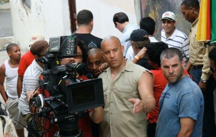 Vin Diesel Directing
