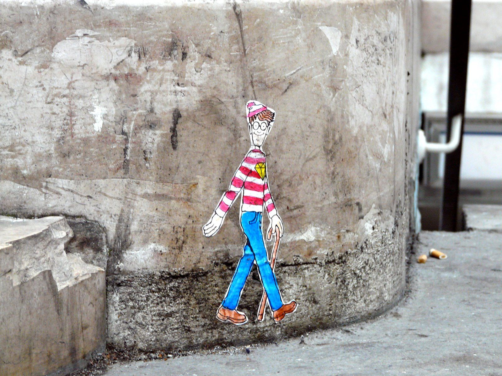 Where S Waldo In Paris