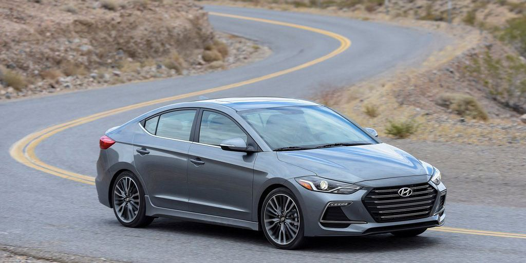 10 Of The Quickest New Cars You Can Buy For Less Than 25 000 Hyundai Elantra Elantra New Cars