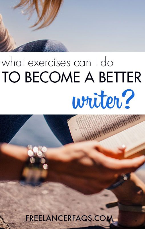 Need to brush up on your writing? Check out these awesome exercises to level up your writing skills and wow those freelance clients of yours.
