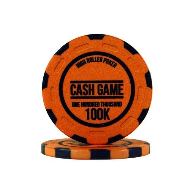 High Roller Poker Cash Game Set 1000+ Chips Pokerchips speciaal ontworpen en gemaakt voor High Stakes Poker. Deze High Roller Poker Cash Game Set 1000+ is zowel geschikt voor Highroller pokertoernooien als voor High Stakes Cash Games. Vervaardigd van 10 grams keramische chips, dezelfde pokerchips als waarmee je speelt in het casino, prive pokerhuizen, pokerclubs en pokerrooms over de hele wereld.