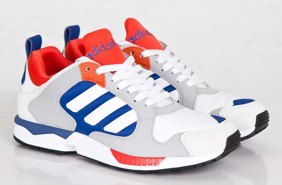 #adidas ZX 5000 Response - Collegiate Orange #sneakers
