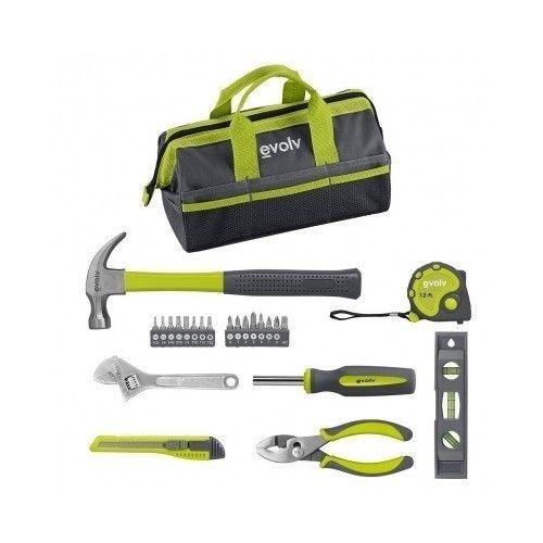 Craftsman Home Repair Tools w/Bag Tool Set Screwdriver Bits ...