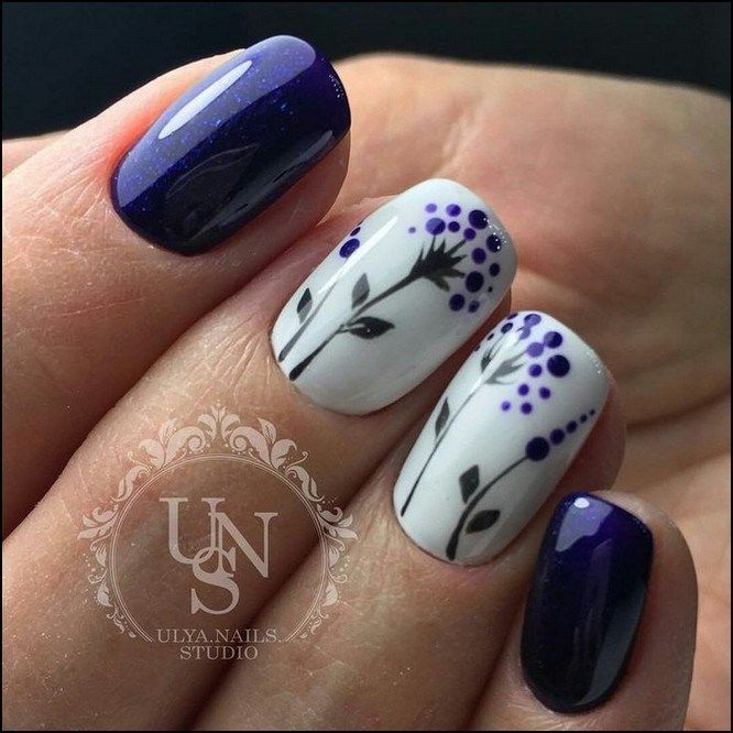 130 cute spring nail art designs to spruce up your next mani page 34 | homeinspi…