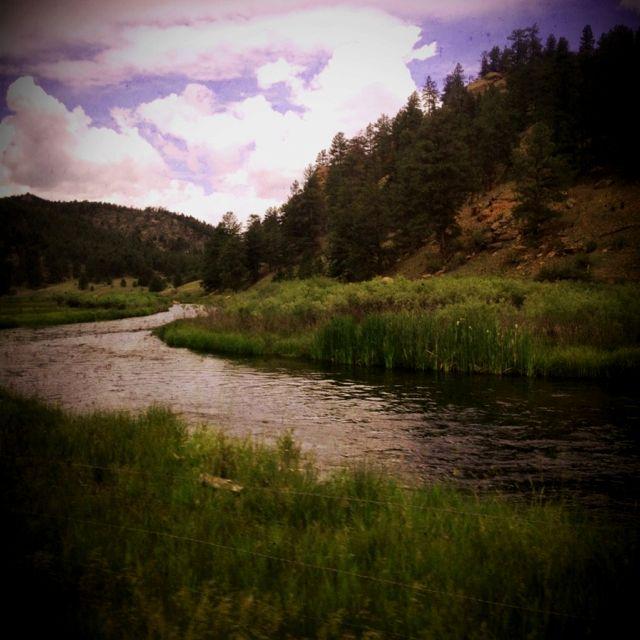 11 mile canyon Colorado