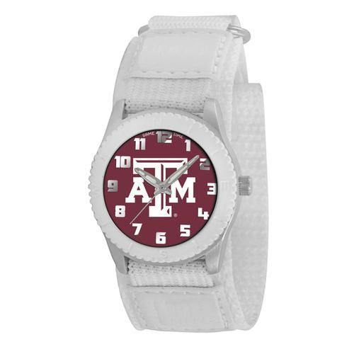 Texas A&M Aggies Youth White Unisex Watch