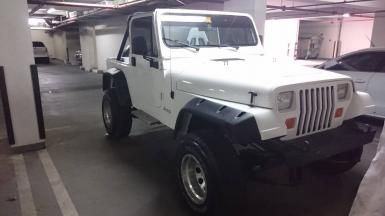 Jeep Wranger The Extremely Low Prices 17 000 Dirhams Jeep