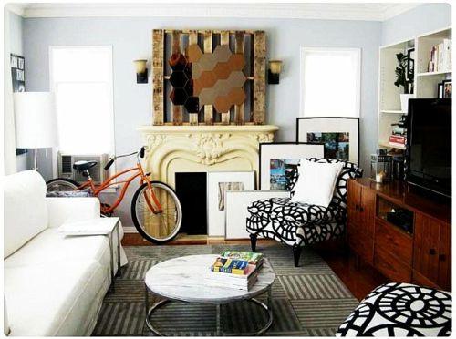 Möbel Aus Holz Paletten U2013 46 Einzigartige Tipps Für Sie   Extravagant Wohnzimmer  Schick Einrichtung Holzpalette