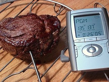 Pan Fried / Oven Roasted Buffalo Tenderloin Steak | Bison Basics