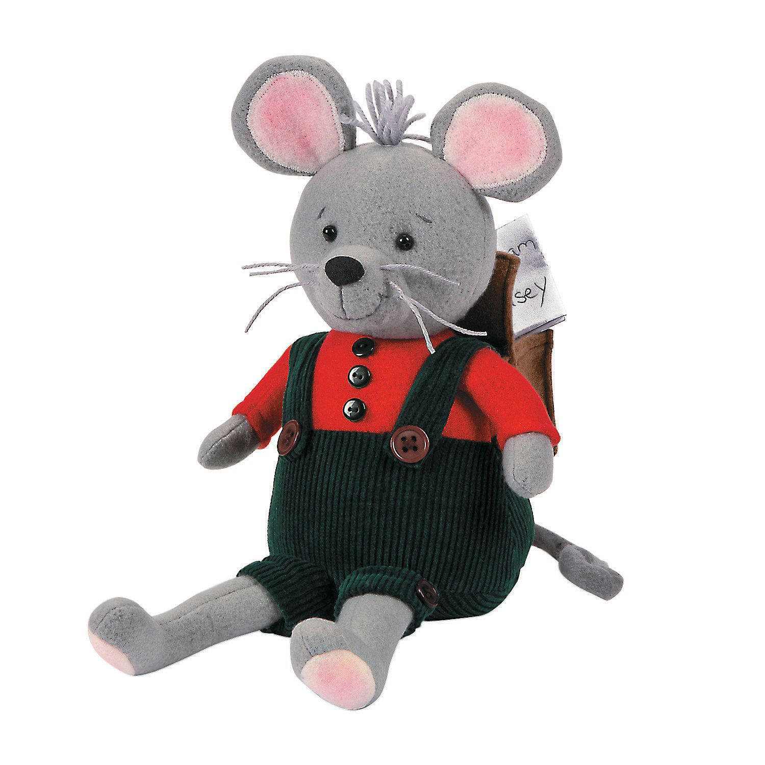 Start A Christmas Tradition The Mouse Amp The Miracle Plush