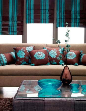 Modern Salon Living Room Turquoise, Living Room Sets, Living Room Decor,  Perfect Pillow