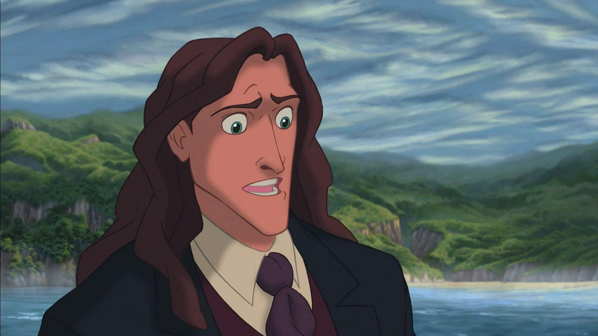 Tarzan 1999 Tarzan Alice In Wonderland Anime