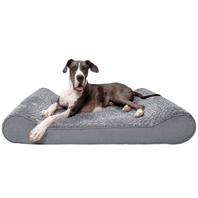 Ultra Plush Luxury Lounger Orthopedic Luxury Dog Beds