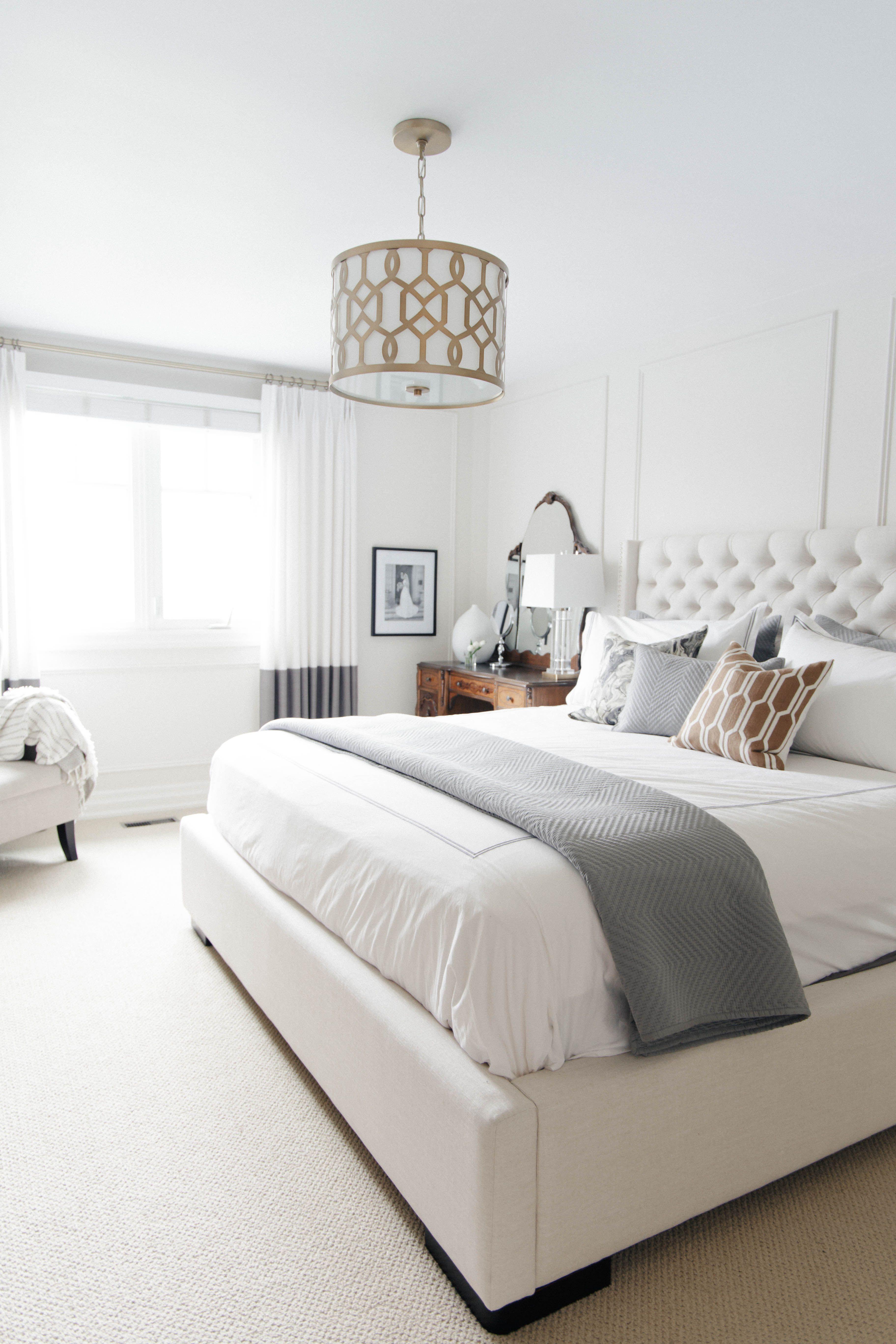 Master Bedroom With Antique Furniture Karin Bennett Designs Interior Furniture Interior Design