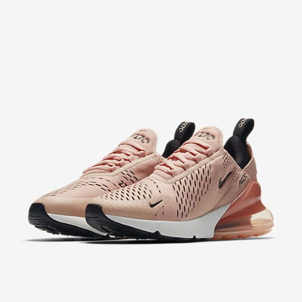 Nike Air Max 270 And Coral Air Max  Ootd And 270 Stylish 89cc21